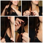 Hair of the Day: Let's do the Twist! (tutorial)
