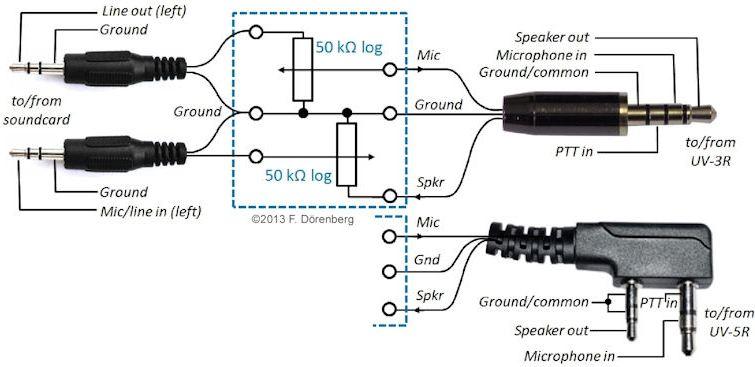 Baofeng 5r Wiring Diagram Earphone : 34 Wiring Diagram