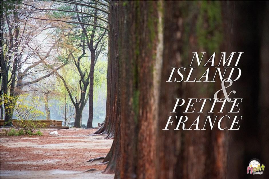 Nami Island & Petite France