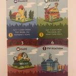 Machi Koro Card Types