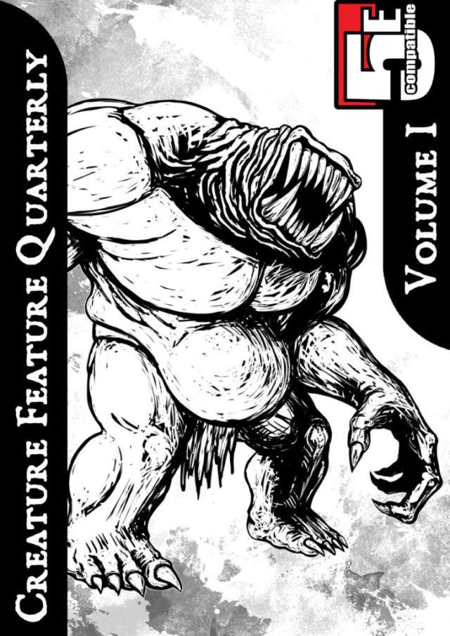 Creature Feature Quarterly Volume 1