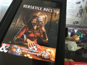 Versatile NPCs II