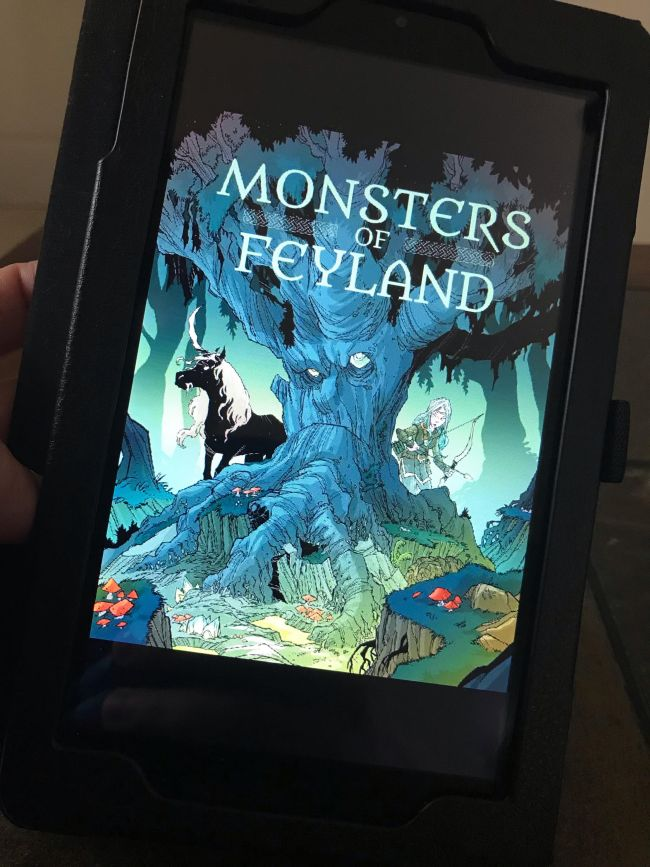 Monsters of Feyland
