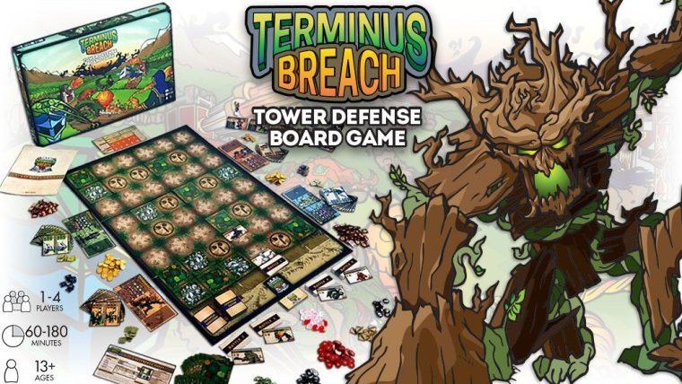 Terminus Breach TD