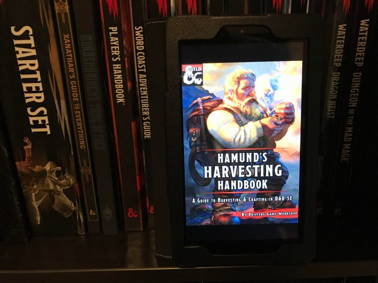 Hamund's Harvesting Handbook