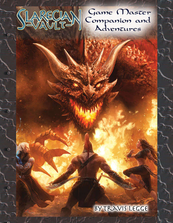 Game Master Companion and Adventures Cover