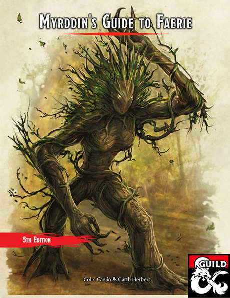 Myrddin's Guide to Faerie