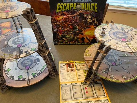 Escape from Dulce by Sentient Cow Games