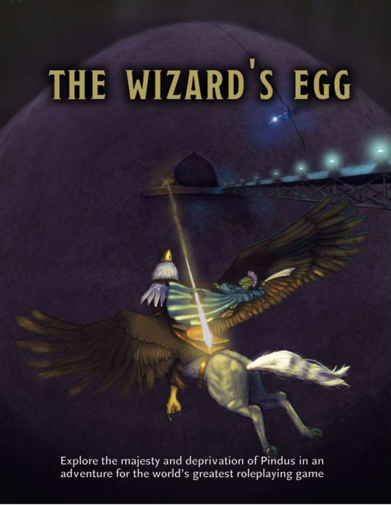 The Wizard's Egg