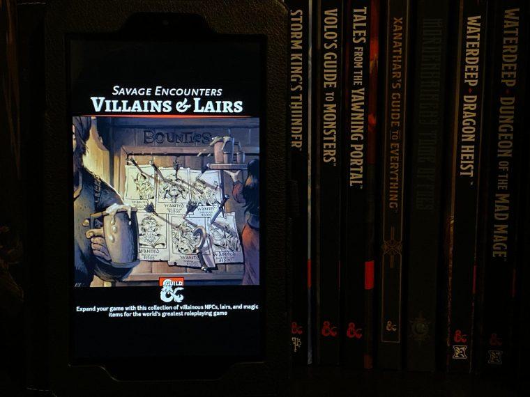 Villains & Lairs