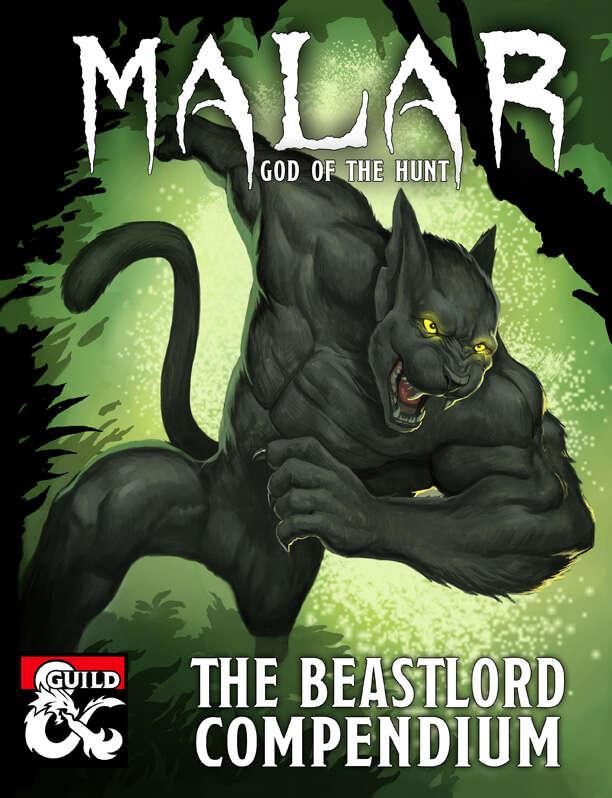 Malar: The Beastlord Compendium