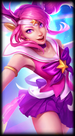 Star Guardian Lux Loading