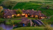 The Green Dragon Inn, Hobbiton
