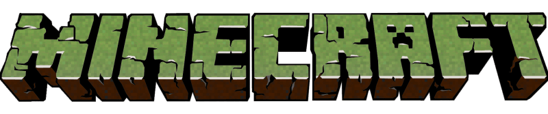 Minecraft Logo PNG High Resolution