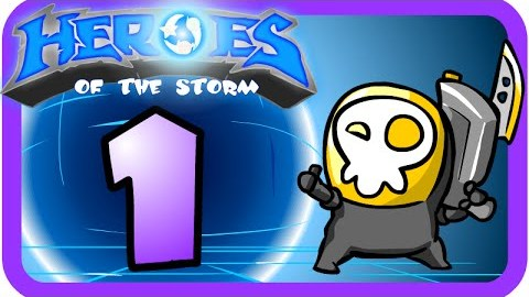 HeroStorm Episode 1 from Carbot Animations!