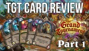 TGT Card Review Part 1