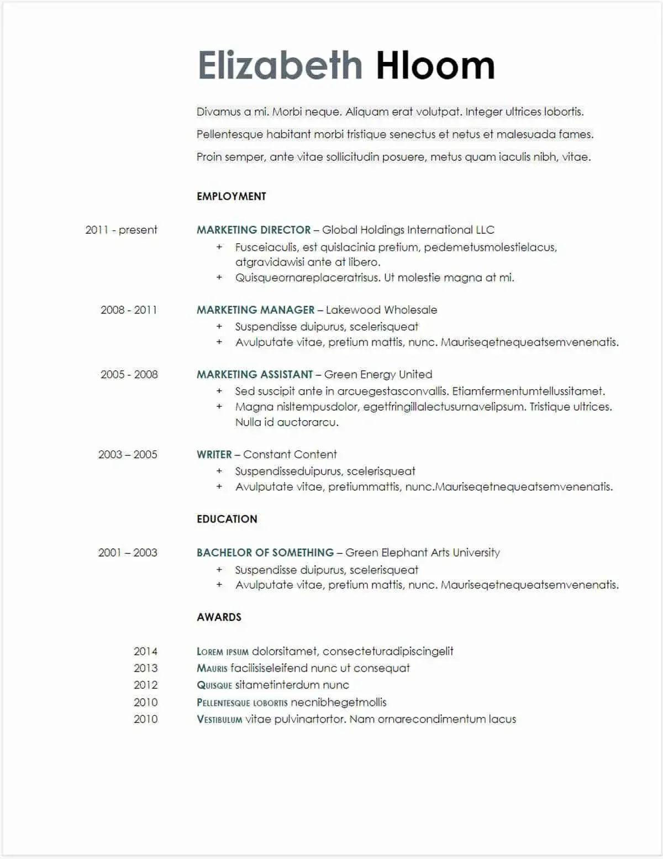 etsy resume template google docs
