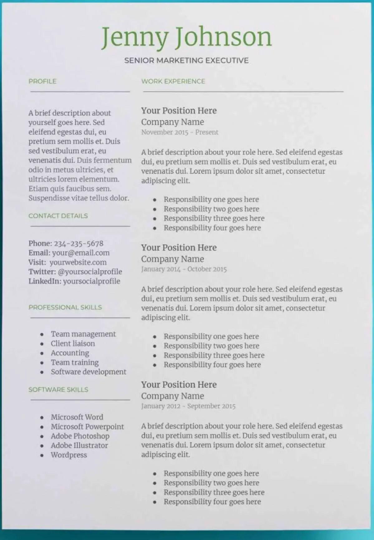 sample resume for google maps job