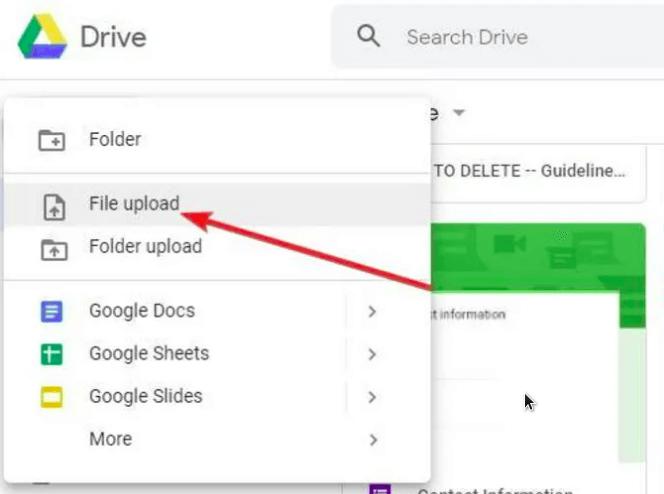 mengedit file pdf dengan google docs
