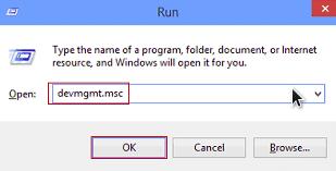 cara membuka device manager