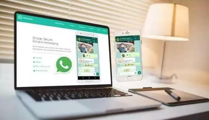 menggunakan whatsapp tanpa nomor hp