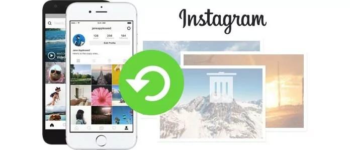 cara mengembalikan foto instagram yang terhapus
