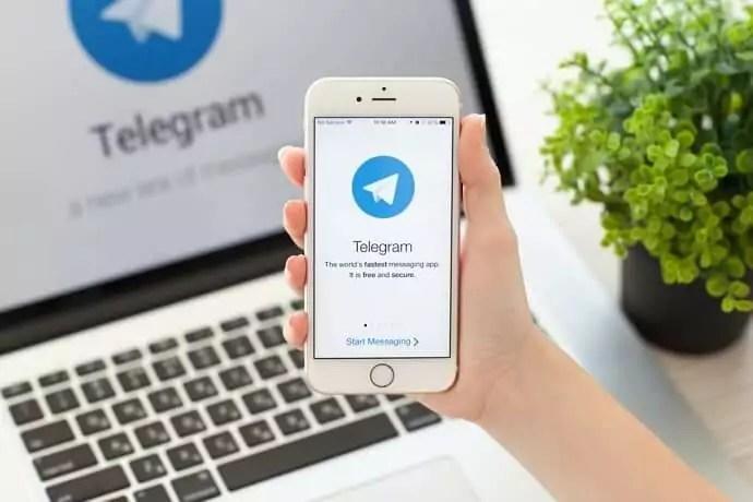 gunakan telegram tanpa nomor telepon