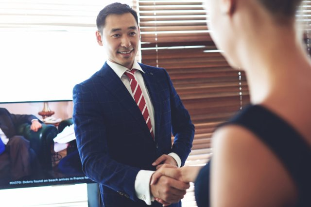 Business expansion partnership