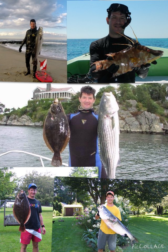 Doug Peterson, Author of Spearfishing - How to Get Started