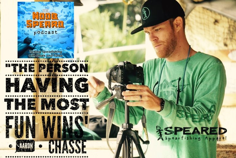 Aaron Chasse Speared Apparel Noob Spearo Interview