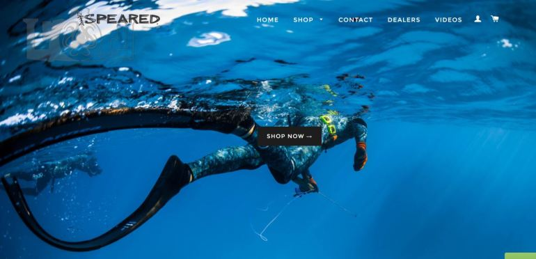 Speared Apparel Spearfishing Shirts and More