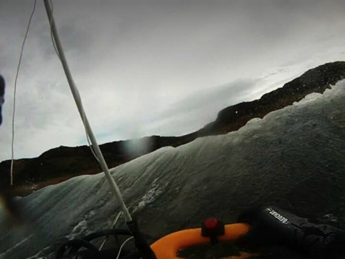 Winter Spearfishing Scotland with Grant Laidlaw