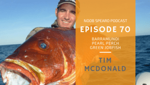 Targeting Species Spearfishing with Tim McDonald