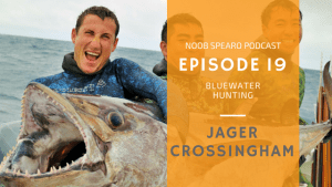 Freedive Fiji Jaga Crossingham Noon Spearo Spearfishing Podcast