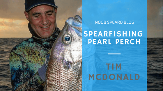 5 tips for Spearfishing Pearl Perch with Tim McDonald