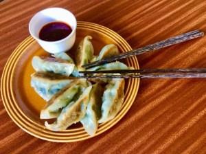 Paua Gyoza Recipe. Abalone Gyoza