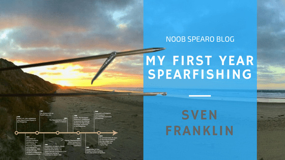 What I Learned In My First Year Spearfishing