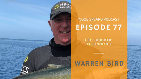 NSP:077 HECS Aquatic the latest in spearfishing technology
