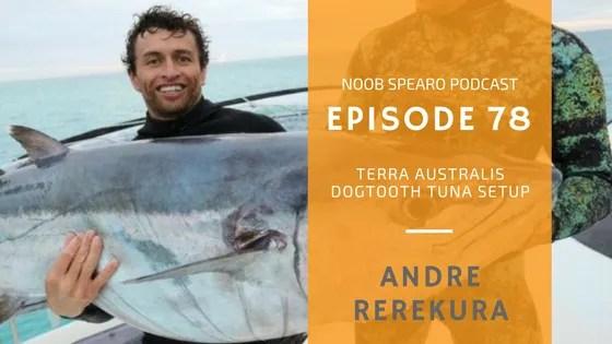 Andre Rerekura Terra Australis
