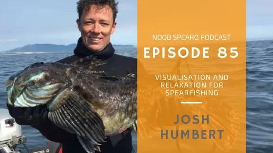 Josh Humbert visualization for spearfishing