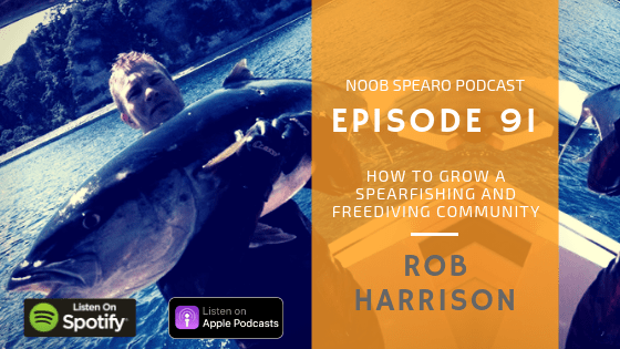 NSP:091 Rob Harrison Spearfishing FUNdamentals
