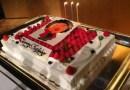 真享受!陳菊被爆賑災慶生還不能發新聞 葉毓蘭譏:好貴的4000萬蛋糕!
