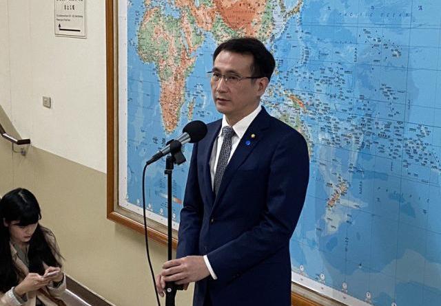 民進黨團幹事長鄭運鵬。記者蔡晉宇/攝影