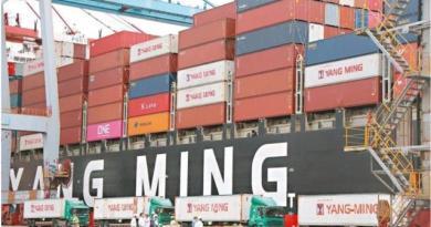 去年台灣對大陸含香港出口占台灣總出口比重達43.8%,創近10年新高,陸委會21...