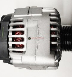 alternator generator 05 13 ls2 ls3 ls7 corvette gm [ 1600 x 1305 Pixel ]