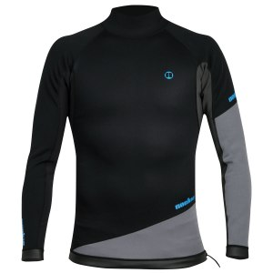 Nookie 1mm Neoprene Wetsuit Ti-Vest Long Sleeve