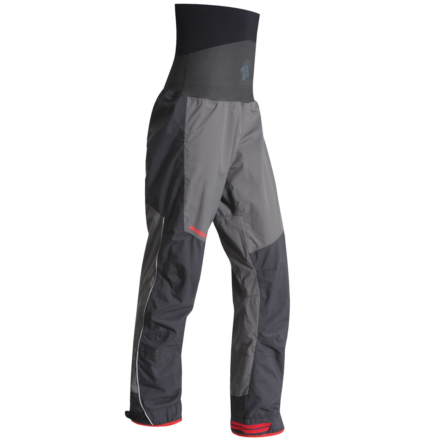 Nookie Evolution Dry Trousers with Latex Ankle Cuffs