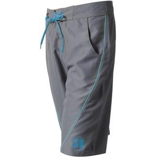 Nookie Board Shorts Grey/Blue