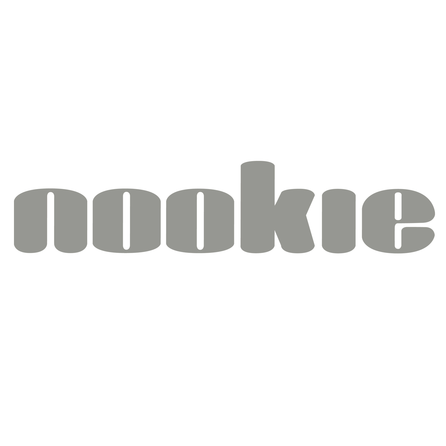 Nookie Boat Helmet Kayak Stickers Decals Silver