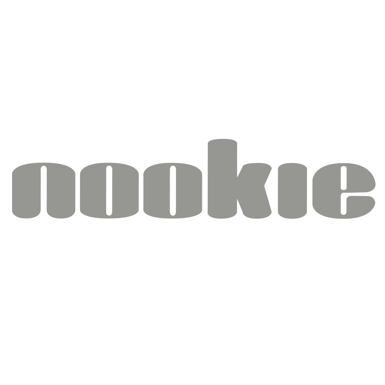 Nookie Boat Helmet Kayak Stickers Decals Silver